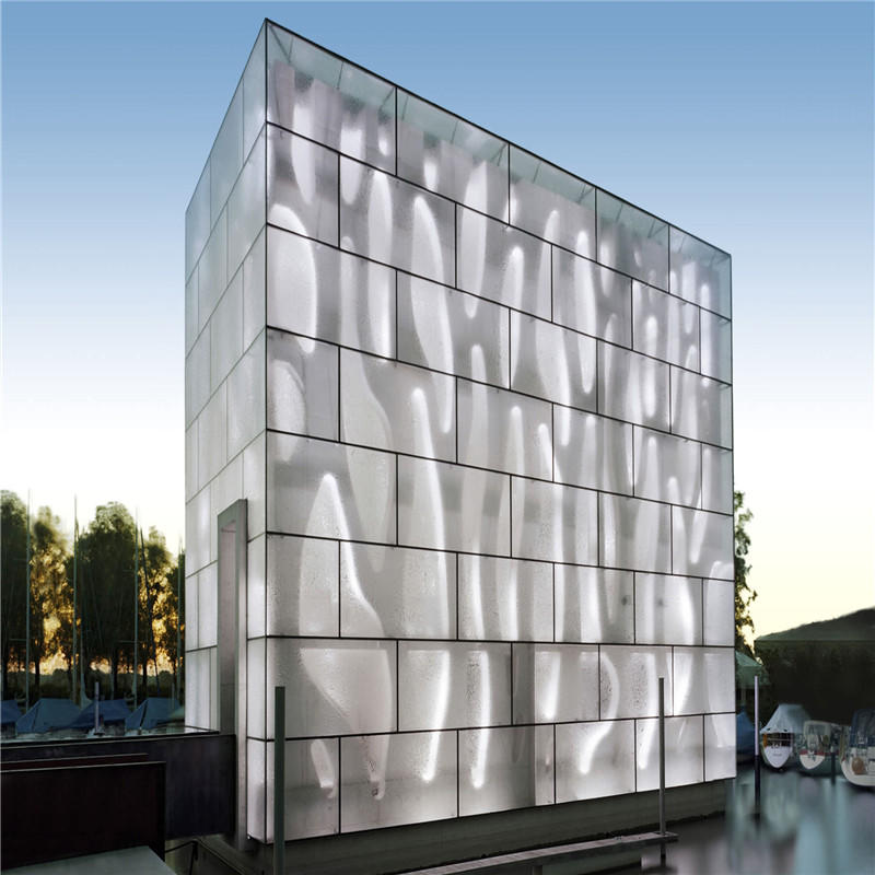 Latest Style Curtain Wall