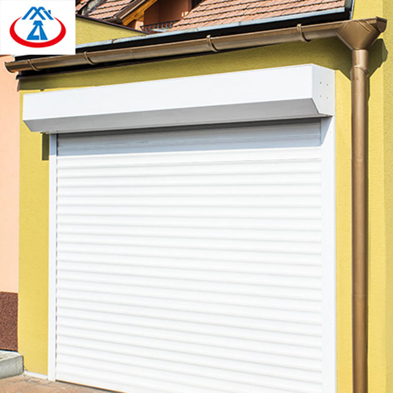 Commercial and residential aluminum rolling shutter door