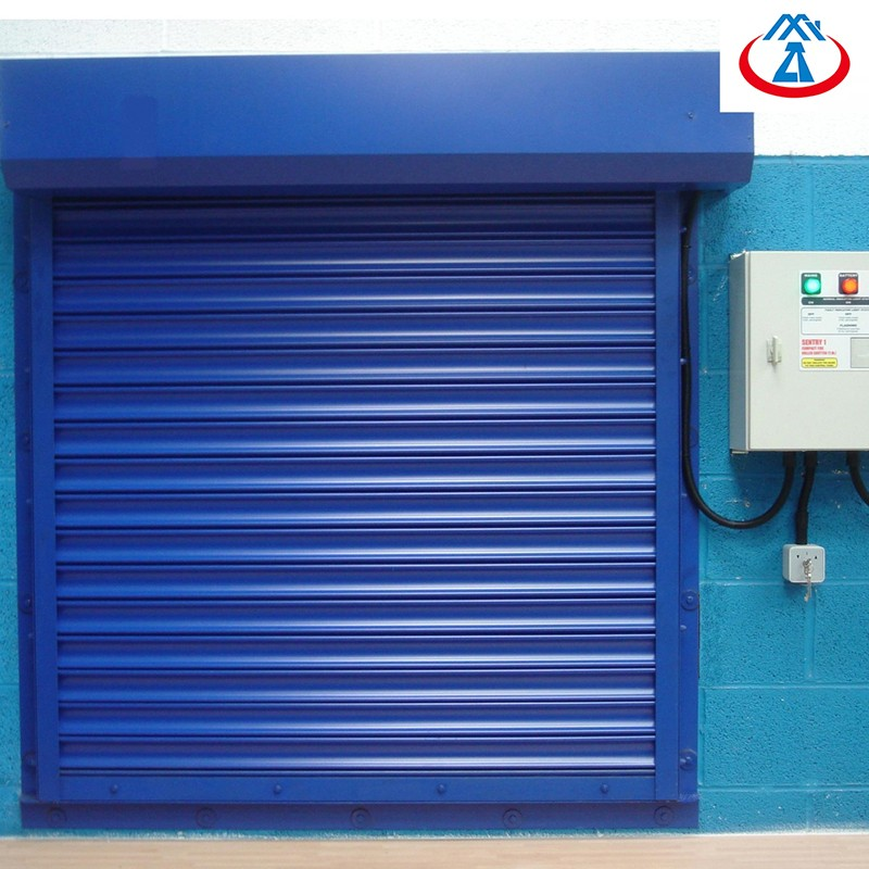 Zhongtai-Manufacturer Of Commercial Metal Doors Commercial And Residential Aluminum-1