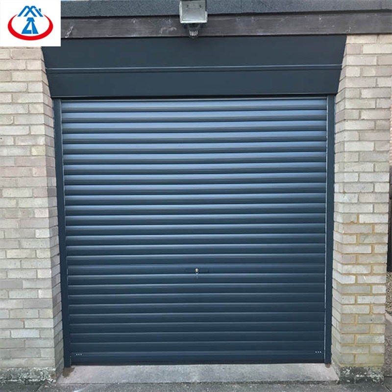 Zhongtai-Manufacturer Of Commercial Metal Doors Commercial And Residential Aluminum-2