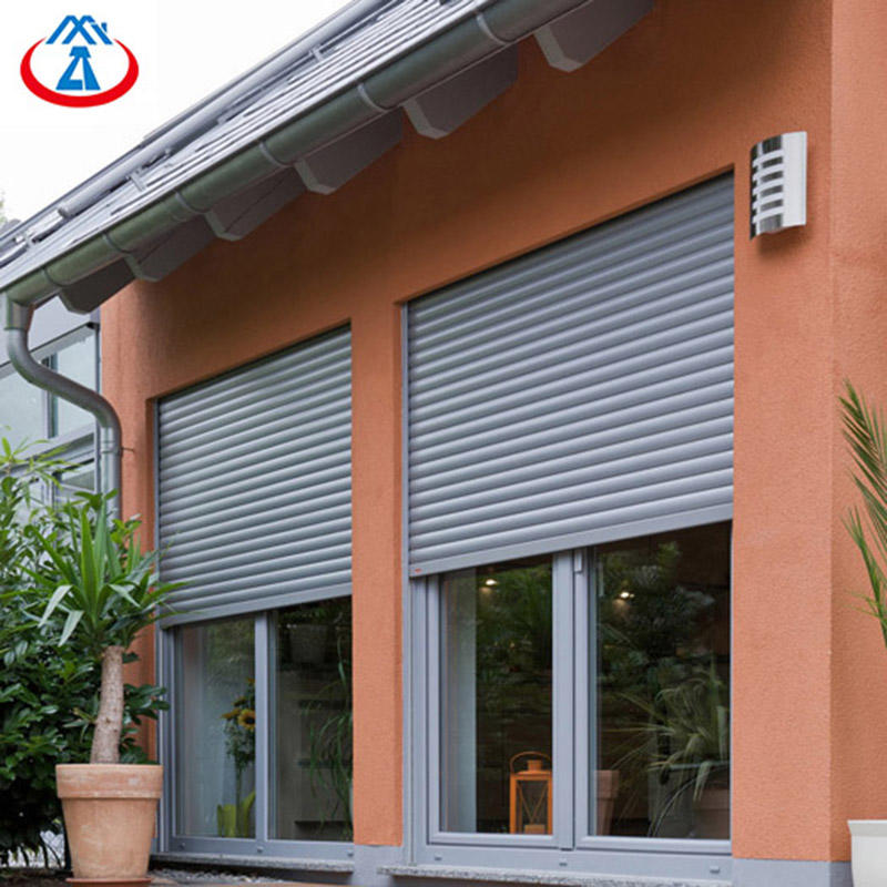 Beautiful and Classical Aluminum rolling shutter door