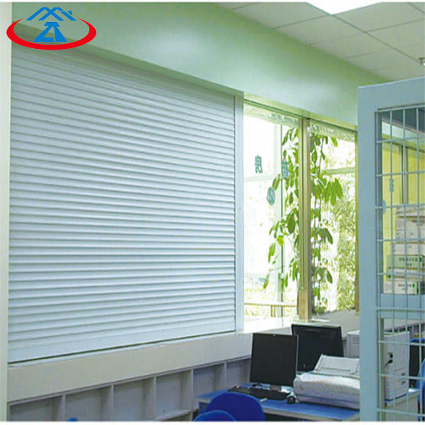 High grade Thermal Insulation aluminum rolling shutter door and window