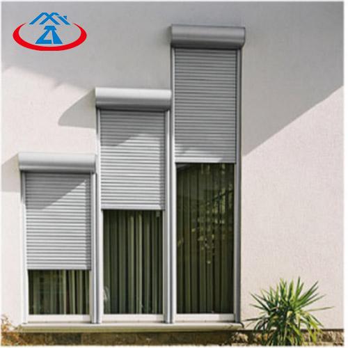 Zhongtai-Insulated Roll Up Garage Doors Manufacture | Aluminum Awning Rolling Shutter-2