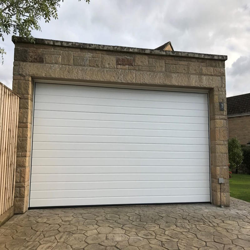 Automatic PU thermal Insulation Garage Door