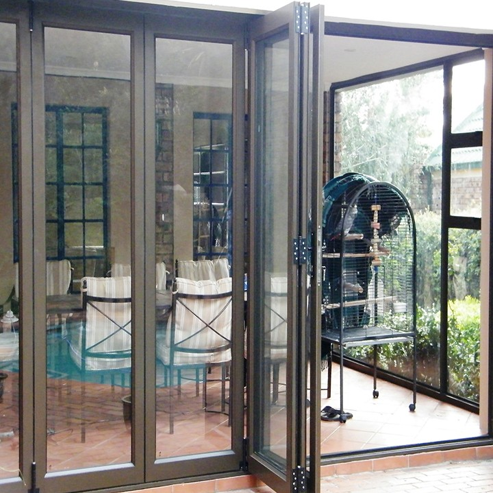 Zhongtai-Professional Aluminium Door Frame Aluminum Sliding Doors Prices Supplier-1