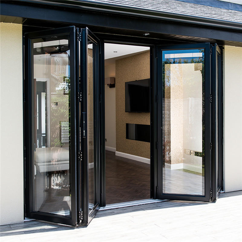 Commercial Aluminum Folding Door