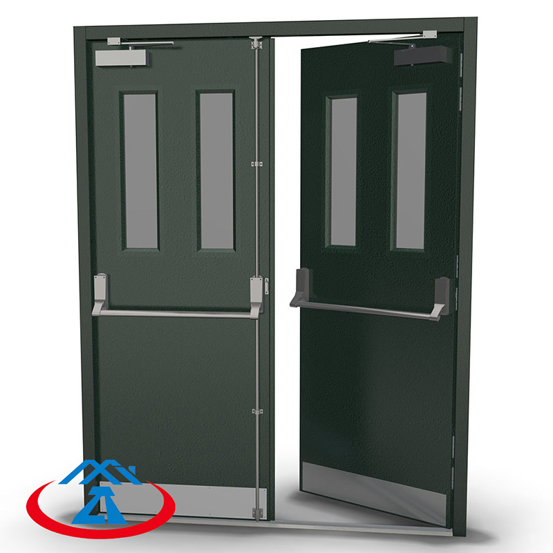 Zhongtai-Professional Fire Resistant Door 3 Hour Fire Rated Door Manufacture-4