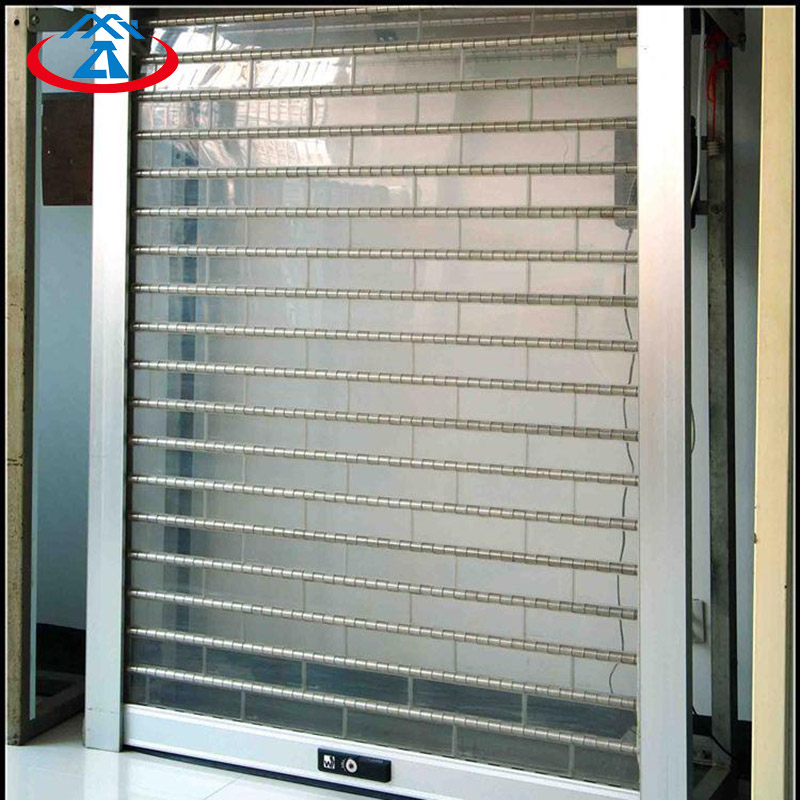 Zhongtai-Shop Roller Doors Fashion And Beautiful Polycarbonate Rolling Shutter Door