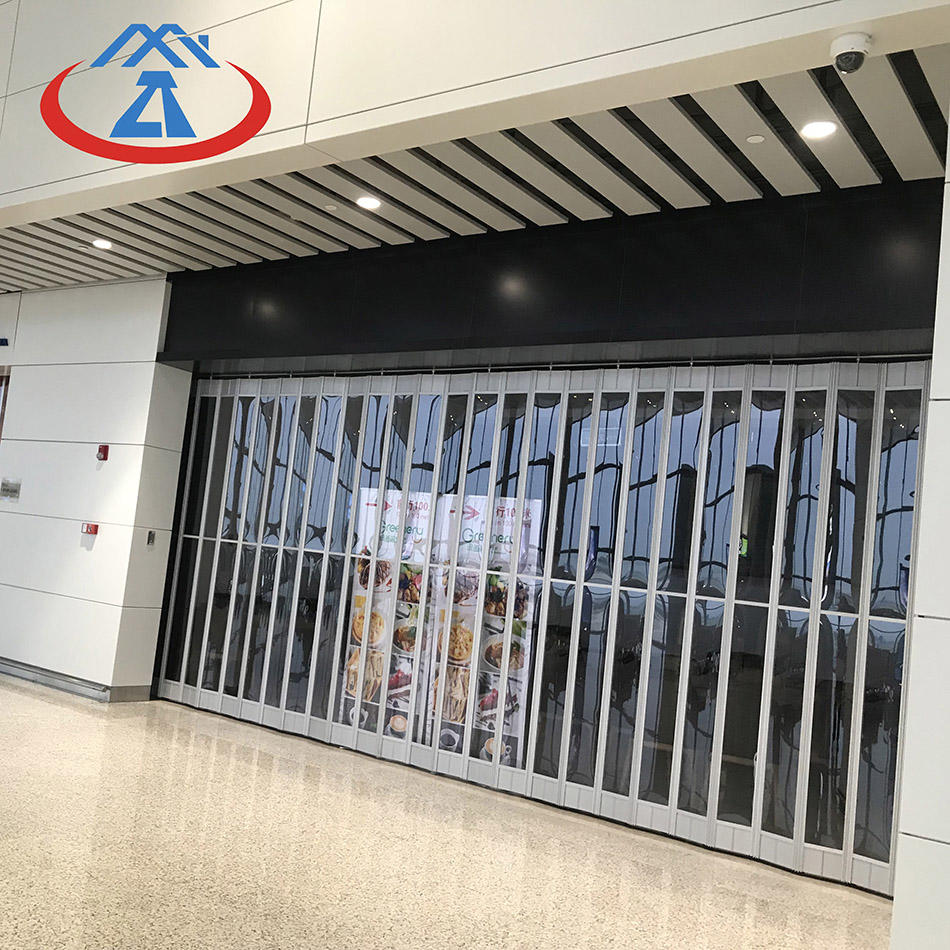 Customized High-end  Polycarbonate Folding Door