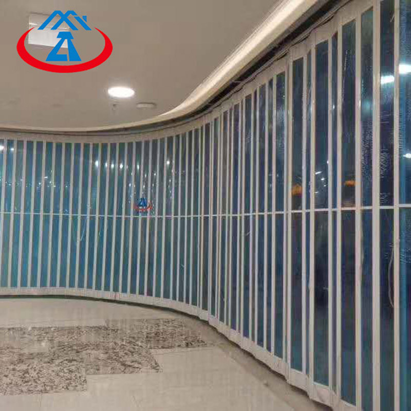 Zhongtai-Professional Folding Door Polycarbonate Sliding Doors Manufacture