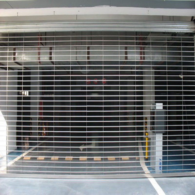 Zhongtai-Stainless Steel Grilles Rolling Shutter Door | Security Grilles Factory-2