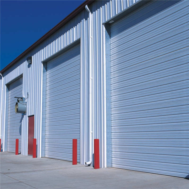Zhongtai-Aluminium Shutters Finished Surface Aluminum Roll Up Door