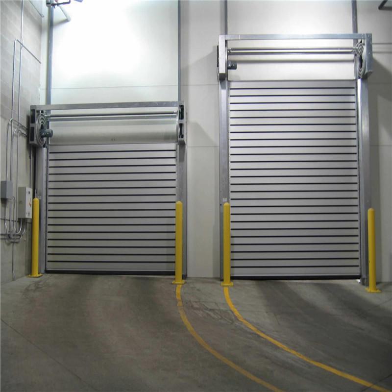 Exterior Aluminium Roll Up Door