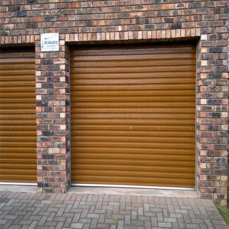 Anti-theft Aluminum Roll Up Door