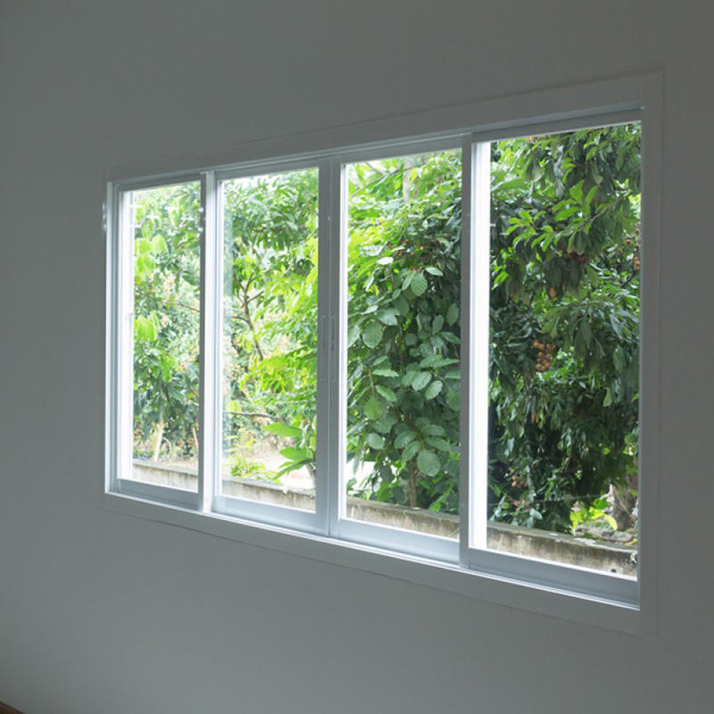 Sound Insulation Thermal Insulation Aluminum Sliding Window