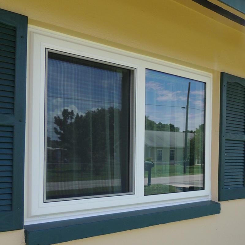 Horizontal High Performance Aluminum Sliding Window