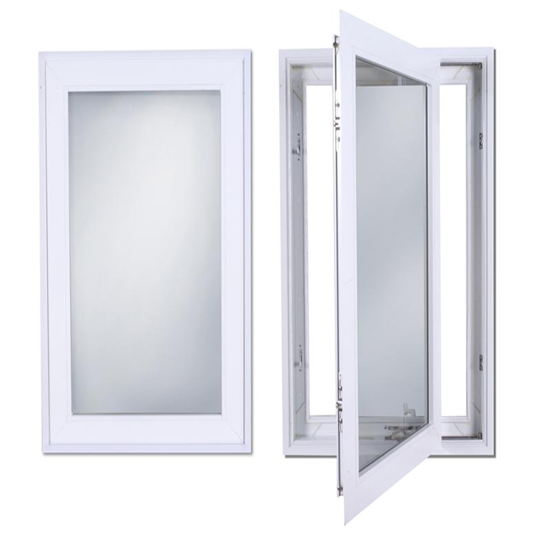 Zhongtai-Best Aluminium Window Frames Aluminum Frame Tempered Glass Aluminum Swing