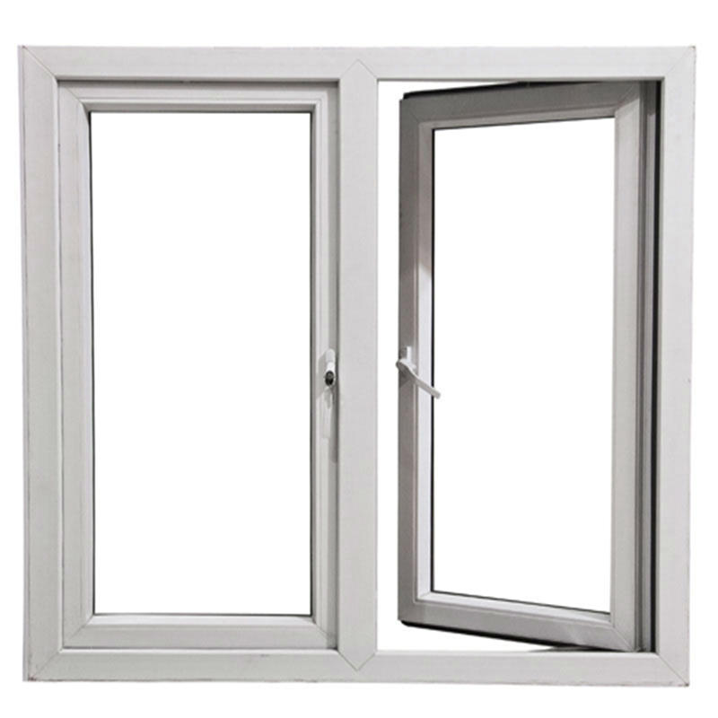 Custom Horizontal Good Sealing Aluminum Swing Window
