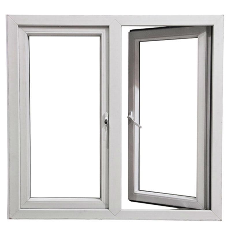 Custom Horizontal Good Sealing Aluminum Swing Window