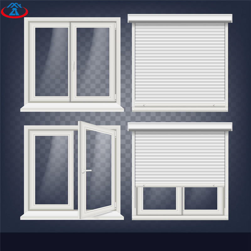 European Style Aluminium Thermal Insulation Window