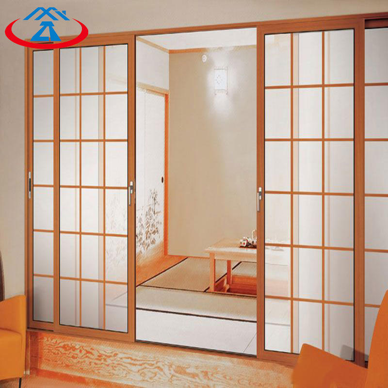 Classical and Beautiful Residantial Aluminum Sliding Door