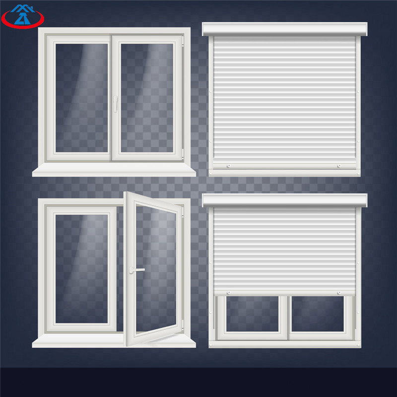 Zhongtai-European Style Aluminium Thermal Insulation Window | Best Insulated Garage