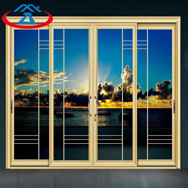 Excellent and Classic Aluminum Sliding Patio Door