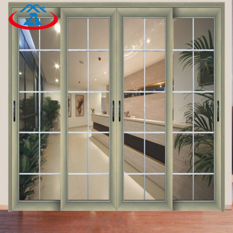 Excellent and Classic Aluminum Sliding Patio Door