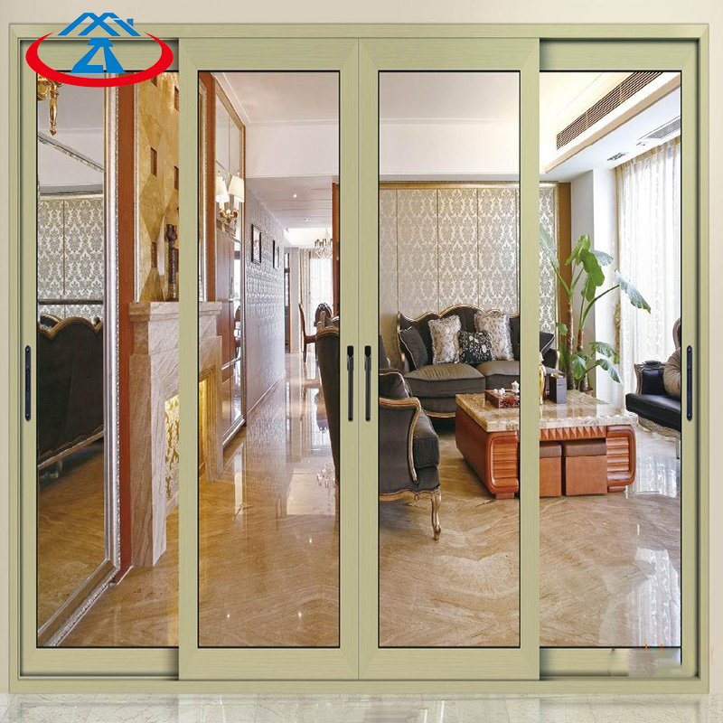 Zhongtai-High-quality Aluminium Sliding Door | Excellent And Classic Aluminum Sliding-1