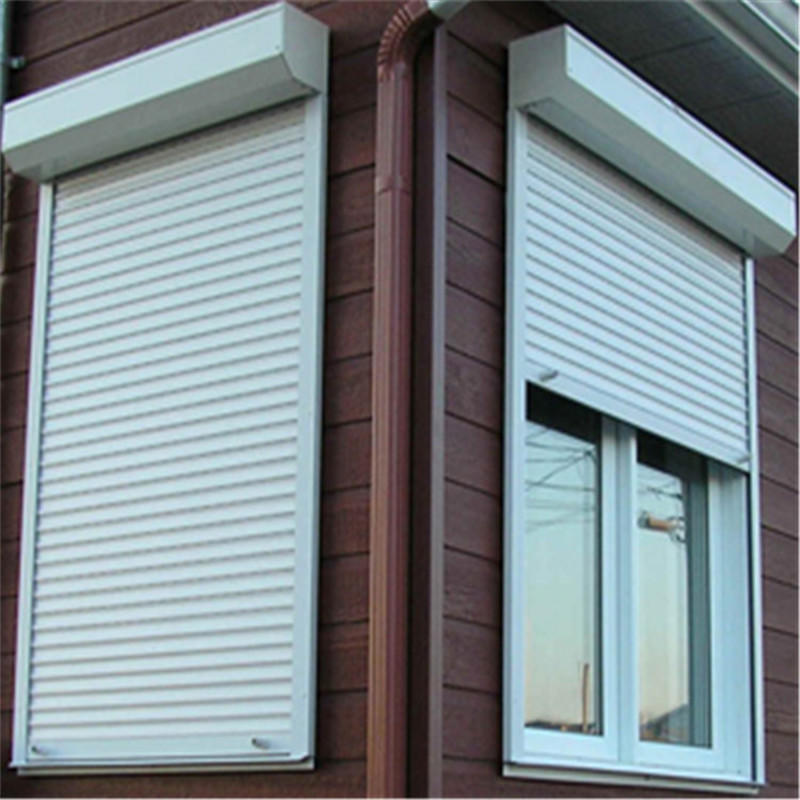 Exterior Position Thermal Insulation Roller Shutter