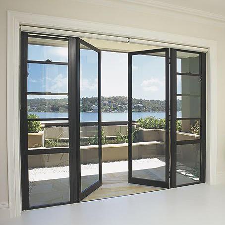 Thermal Insulation Good Quality Aluminum Swing Door