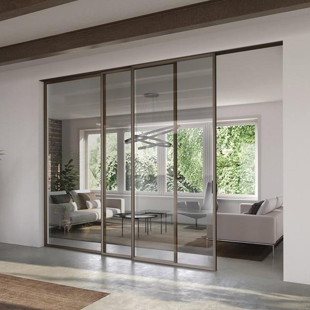 High Performance Good Quality Aluminum Sliding Door