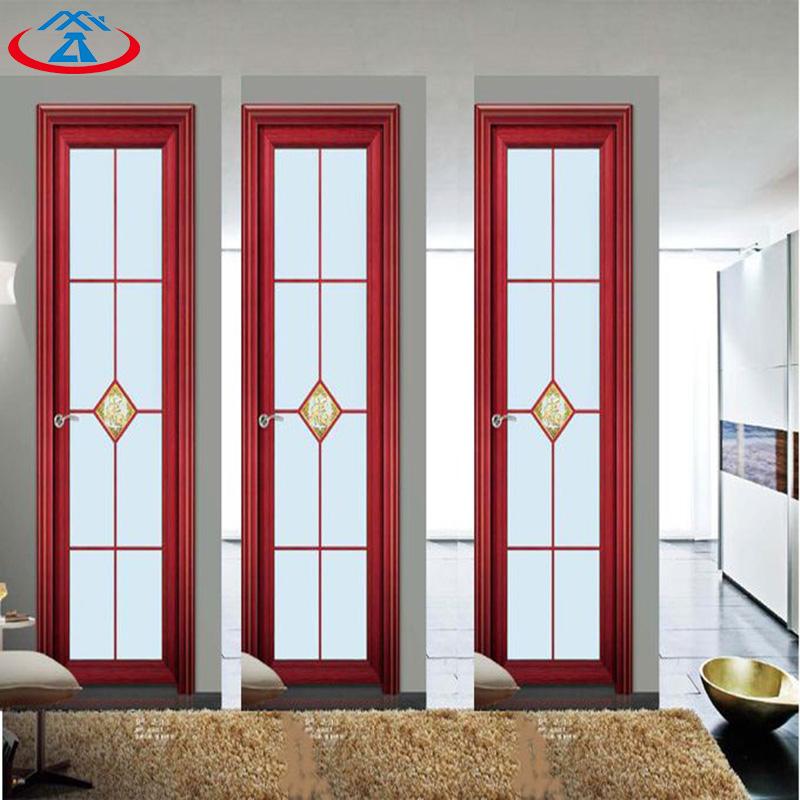 Zhongtai-Best Aluminium French Doors Classical And Simple Aluminium Swing Door