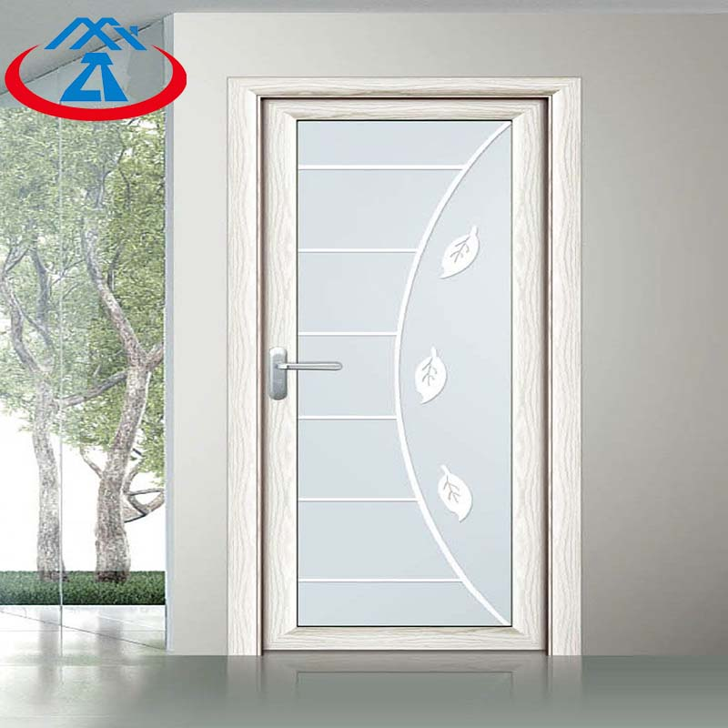 Zhongtai-Aluminium French Doors, Customized Aluminum Swinging Glass Door-1