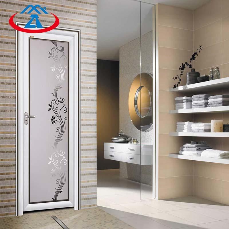 Customized Modern Style Aluminum Swing Door