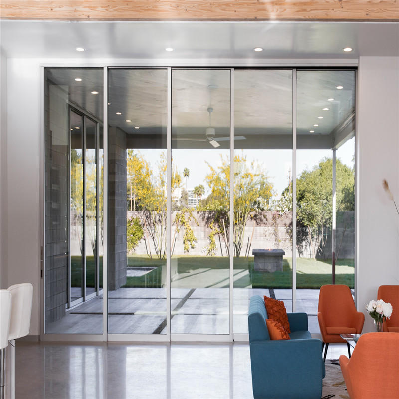 Swing Pool Aluminium Sliding Door