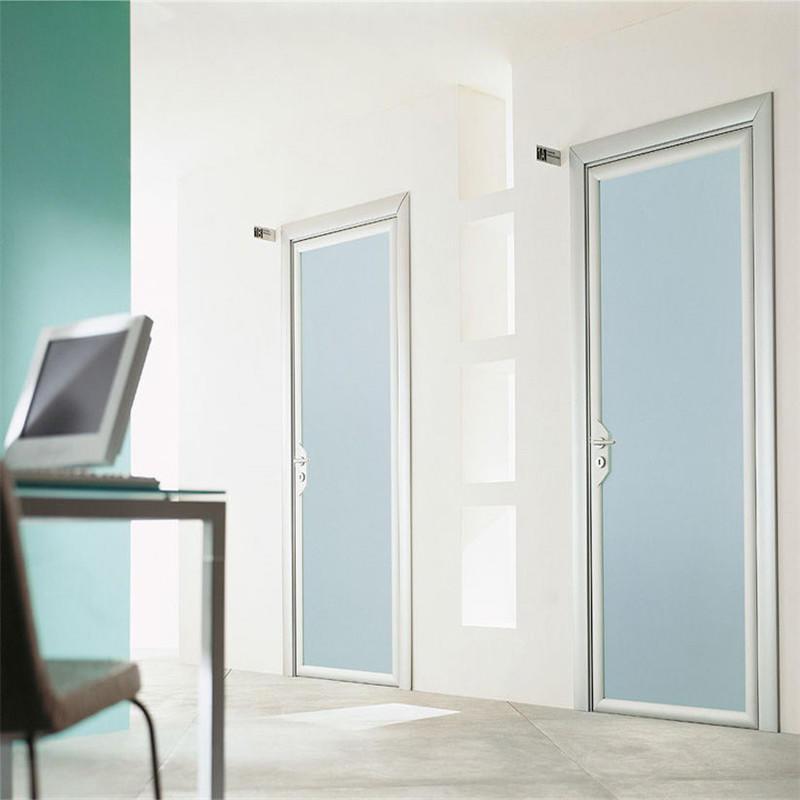 Transparent Glass Swing Door
