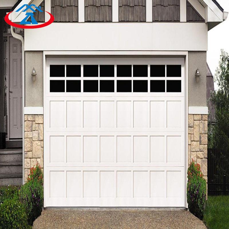 Customized High-grade sectional garage door