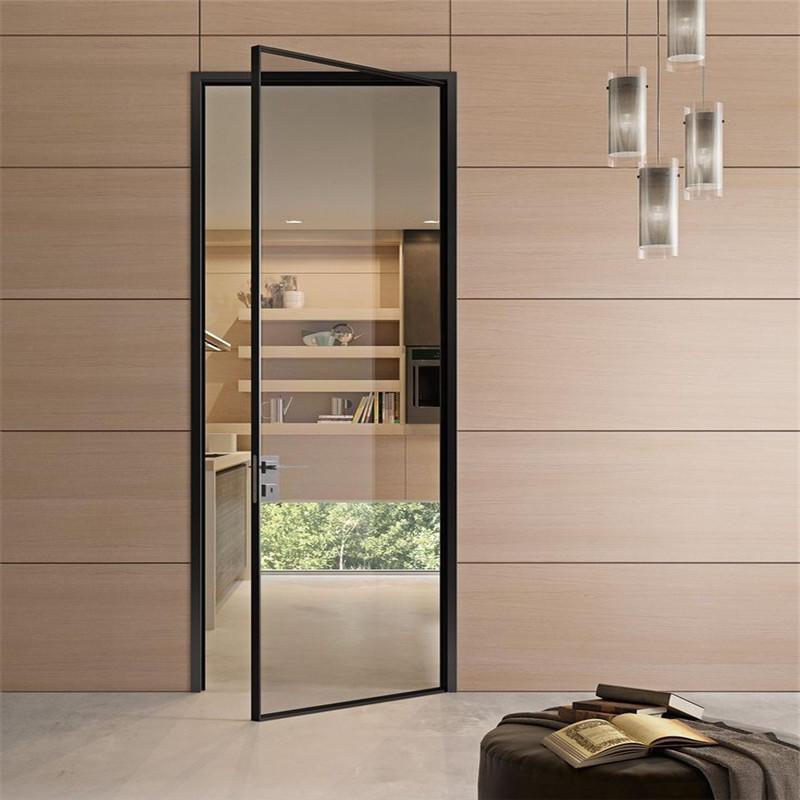 Exterior Position Aluminum Swing Door