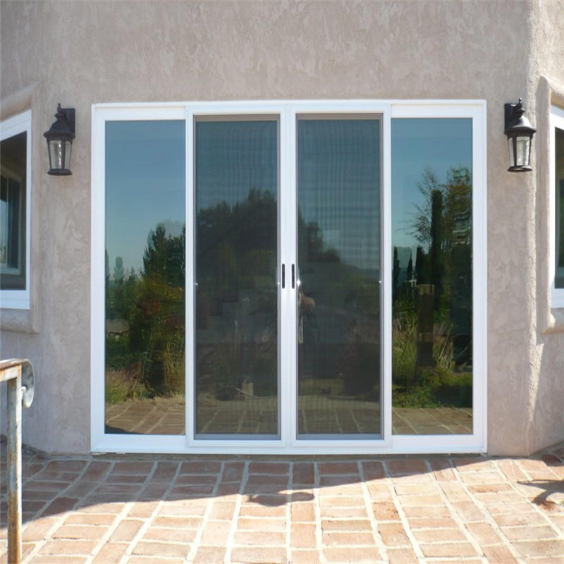 Simple style Aluminum Swing Door