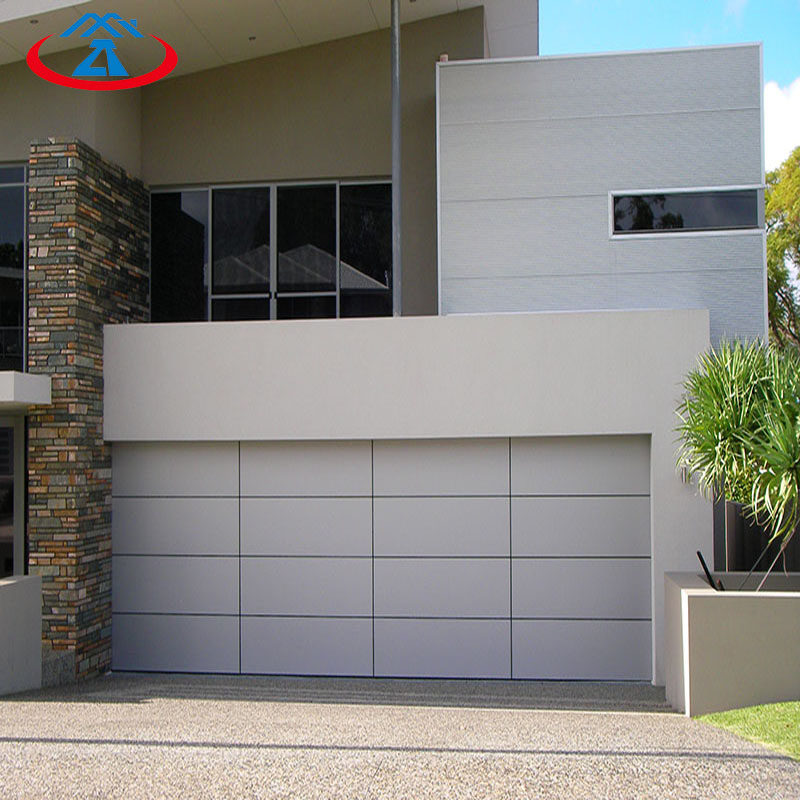 Zhongtai-High-quality Roll Up Garage Doors | Modern Style Withe Overhead Garage Door