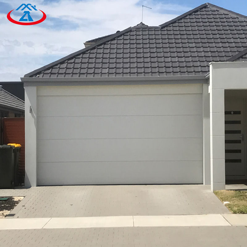 Zhongtai-High-quality Roll Up Garage Doors | Modern Style Withe Overhead Garage Door-2