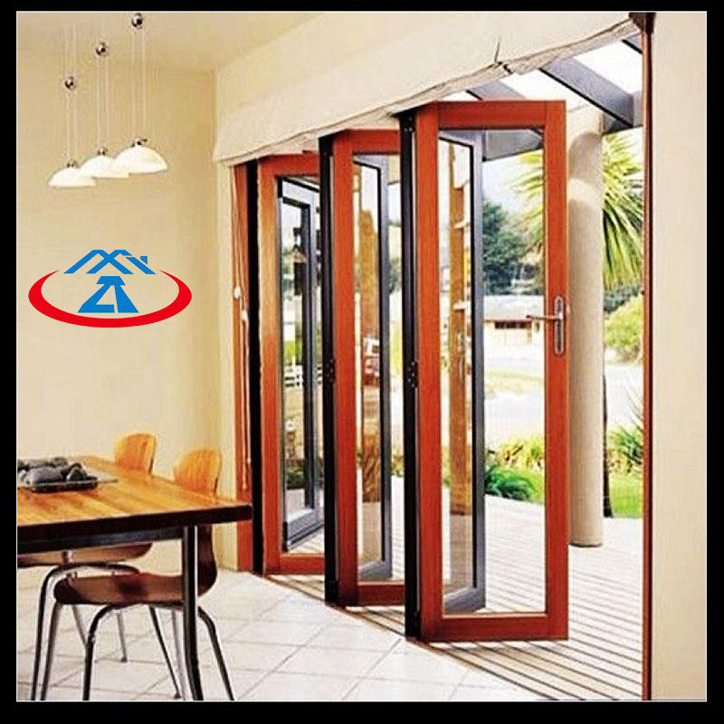 Classical and Trational Aluminum Folding Door