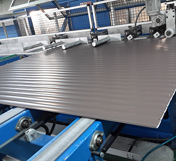 Zhongtai-New Design Aluminum Folding Door For House   Aluminium Door Frame Factory-7