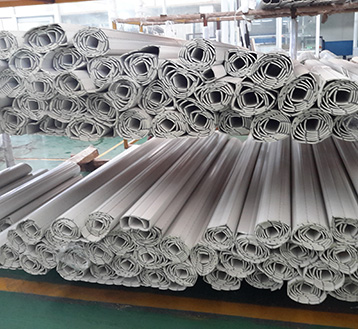 Zhongtai-New Design Aluminum Folding Door For House   Aluminium Door Frame Factory-9