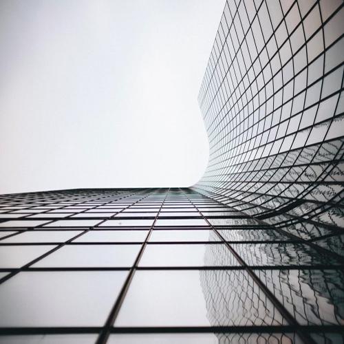 Zhongtai-Curtain Wall System Aluminum Frame Building Wall   Glass Curtain Factory