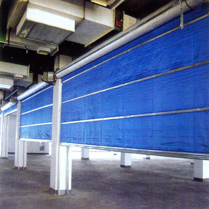 3 Hours Fire Rated Fireproof Roller Shutter