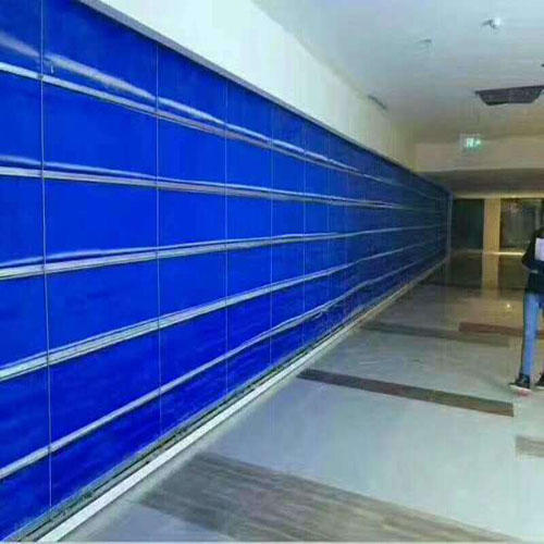 Automatic Inorganic Good Quality Fireproof Roller Shutter
