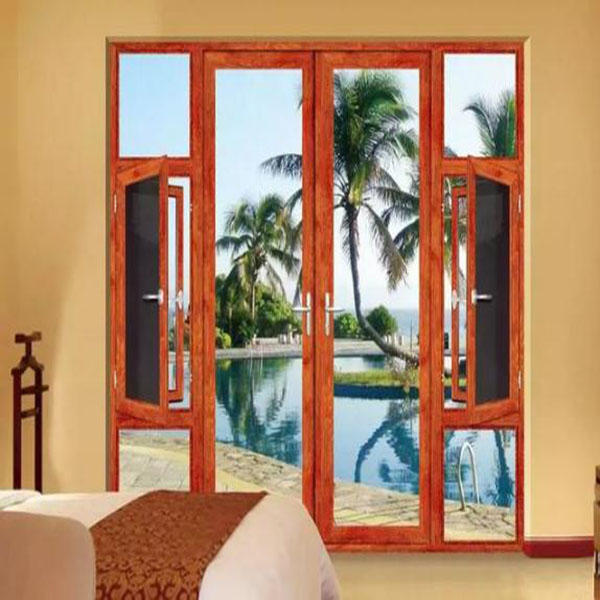 Thermal Break Aluminum Swing Window