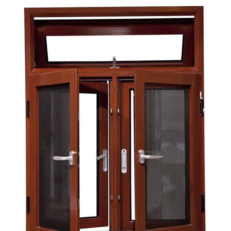Zhongtai-High-quality Aluminium Window Frames | Aluminum Frame Glass Casement Window-1